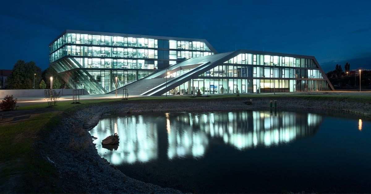 HAHN+KOLB ludwigsburgi központ