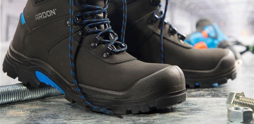 Így válasszon munkavédelmi cipőt! HAHN+KOLB Magazin