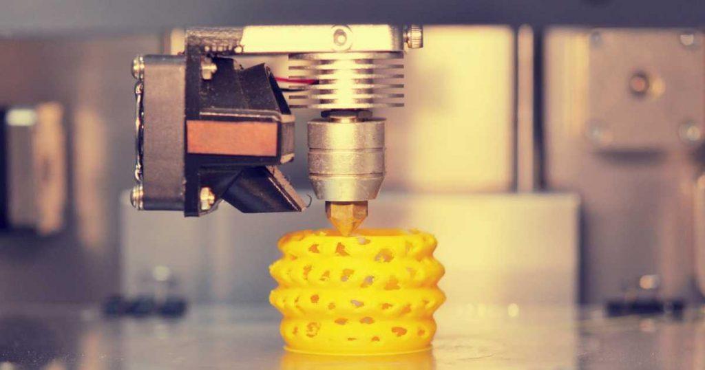 3D fúvóka