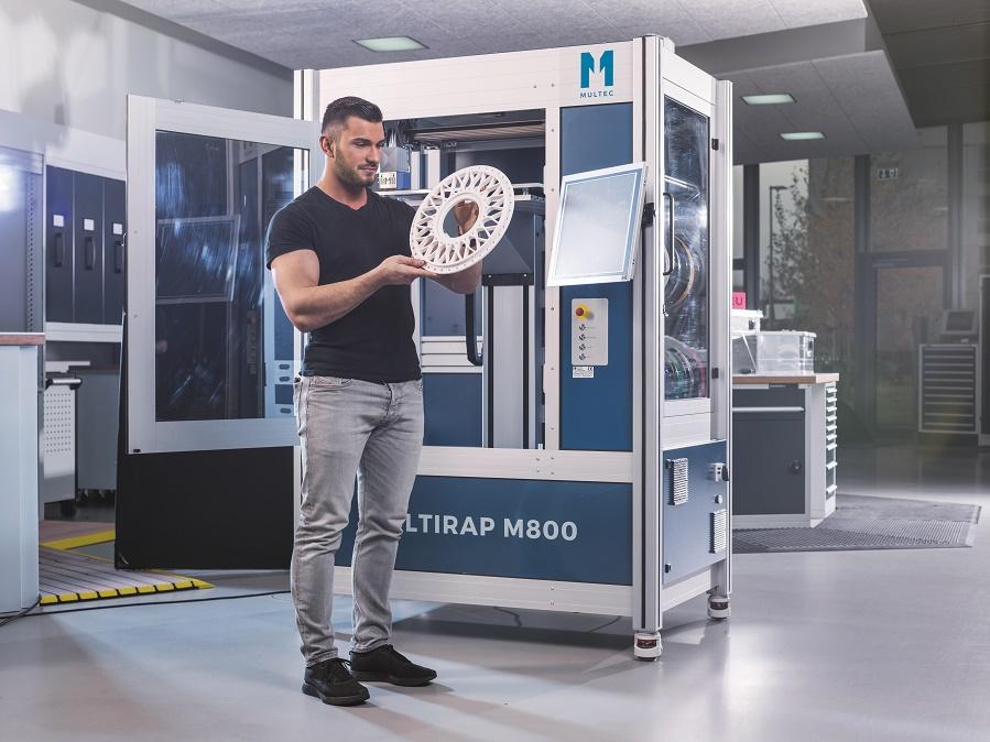 Ipari 3D nyomtatás